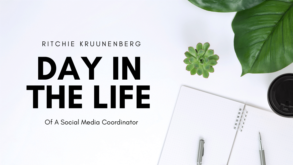 Day in the Life of a Social Media Coordinator